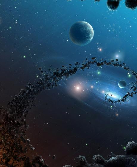 Des traces scientifiques de vie extra-terrestre ?