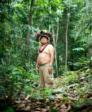 Sauvez la planète : le combat d'un chef indien
