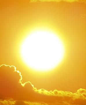 Danser face au soleil : un rite amérindien