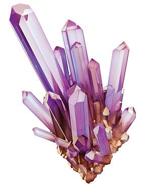 Dans le secret des minéraux
