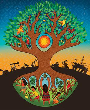 Protéger notre Terre-Mère