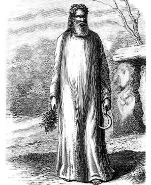 Le druidisme, une forme de chamanisme ?