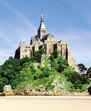 Les hauts lieux sacrés de la France