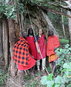 Les Maasaï, une autre vision
