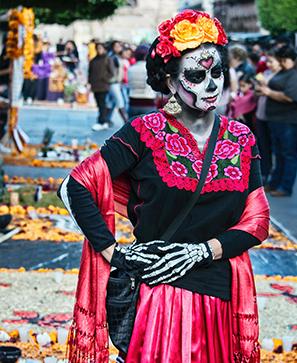 Mexique : la mort vous va si bien !