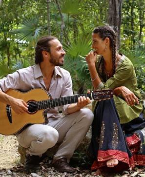 Mirabai Ceiba en concert