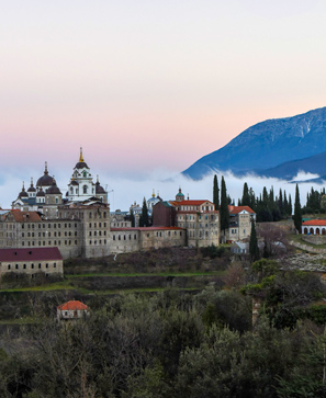 Mont-Athos, la sainte montagne
