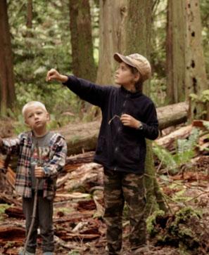 Quand la nature enseigne aux enfants