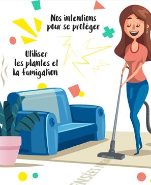 Nettoyage énergétique de printemps