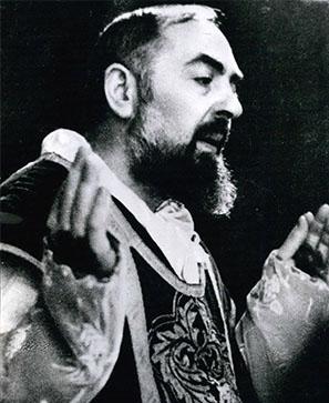 Sur les traces de Padre Pio, en Italie