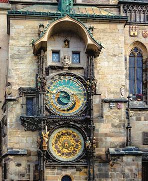 Prague la magicienne