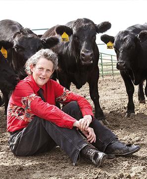 Temple Grandin, une autiste dans la tête des animaux