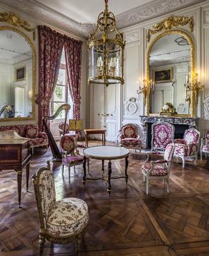 Les fantômes du Petit Trianon