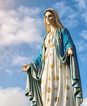 La Vierge Marie - souveraine inspiratrice du christianisme