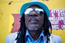 illustration de l'article Alpha Blondy :  « Savourer chaque signe d'amour... »
