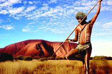 illustration de l'article Un gouvernement s'installe chez  les aborigènes