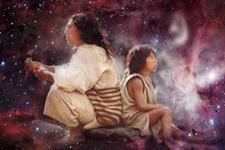 illustration de l'article Les Indiens kogis : Chamanes révélés dans la nuit