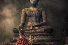 illustration de l'article Mourir dans la sérénité  avec le bouddhisme