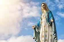 illustration de l'article La Vierge Marie - souveraine inspiratrice du christianisme