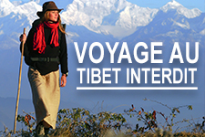 illustration de l'article Voyage au Tibet interdit